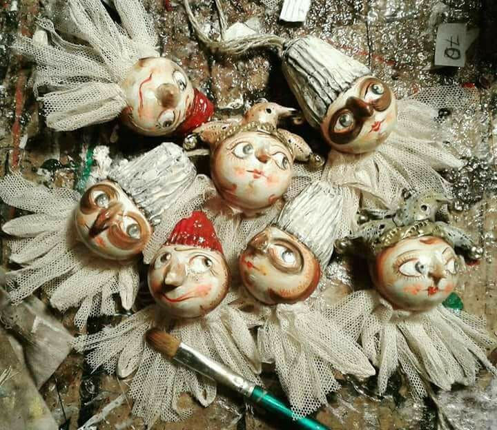 Naples Tour: Create your own Pulcinella